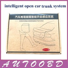 Auto Car Trunk Automatically opens Kicking Action control open / close car trunk boot Sensing Auto Smart Opening Sensor System