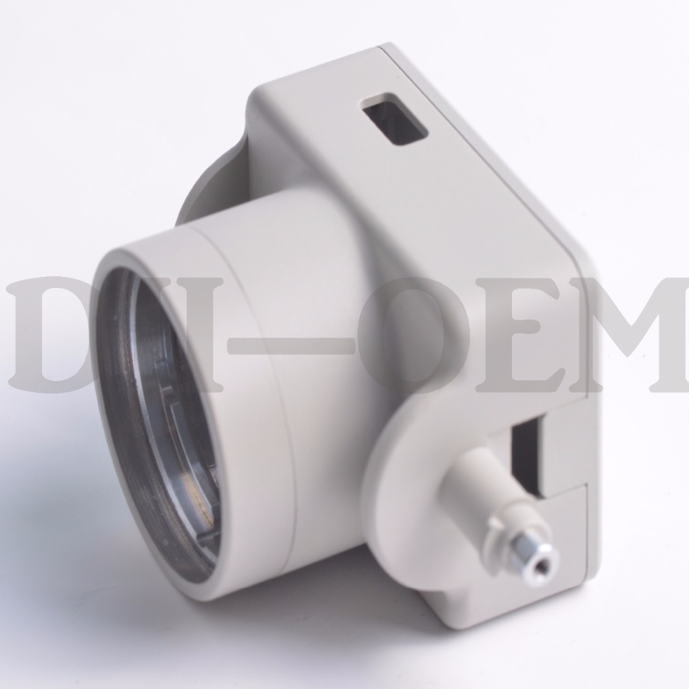 ФОТО For DJI Phantom 4 Camera Case Replacement CNC Mill Aluminum Parts