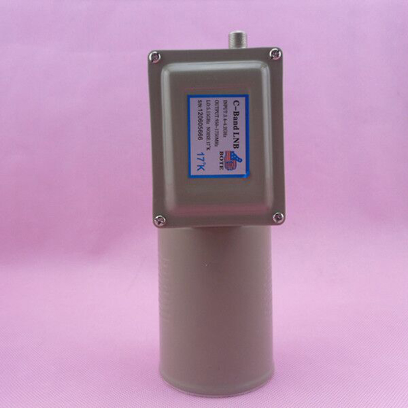 Top-rated Satellite Internet C Band LNB/LNBF In India Market