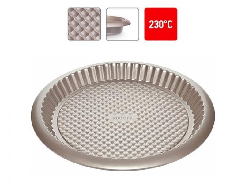 Фото - Mold for baking NADOBA, Rada, 32*3 cm бордюр rocersa mold silver 3 5х20