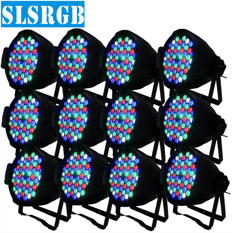 12PCS/LOT Economic Hot selling for project 54*3w Rgbw Leds China Supplier Manufacture Best Sell 54pcs 3w Rgbw Indoor Led Par economic methodology
