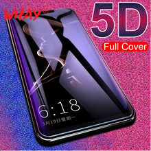 5D Tempered Glass For Xiaomi Mi 9T 9 Pro 8 SE A3 A2 Lite Full Cover Xiomi Screen Protective Glass For Mi CC9E 6 6X 5X A1 F1 Flim