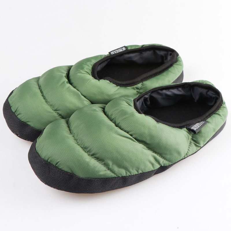 Winter Men&Women Slippers Home Plush Slippers Ladies House