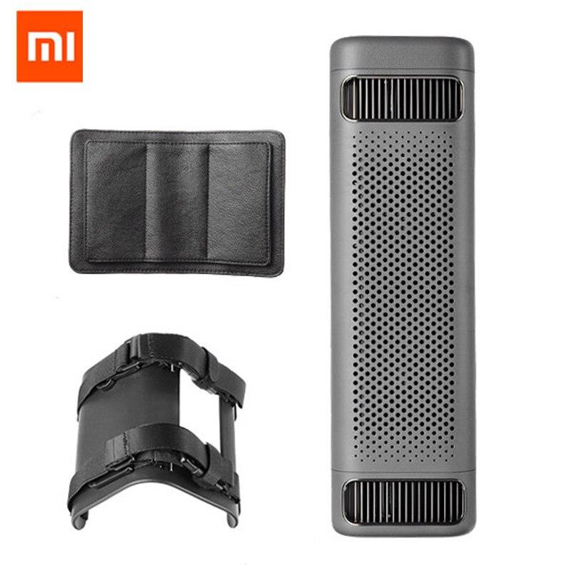 Original Xiaomi MiJia Car Air Purifier Air Freshener Bluetooth 4 1 for Smartphone Mi home app