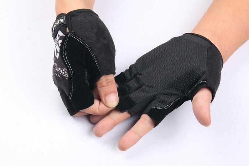 Half Finger Fitness Sports Gloves