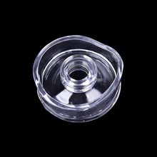 Replacement Penis Pump Ring Sleeve Vacuum Cover Erection Exercise Rubber Seal Penis Enlarger Device Transparent