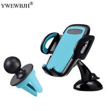 цена на 360 DegreesUniversal Suction Cup Car Phone Holder Auto Vehicle Dashboard Windshield Stand Bracket for 3.5-6.8 Inch Phone GPS