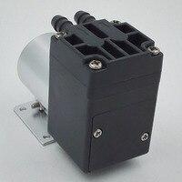 6l/мин 160kpa давление Щетки 6 В мини-двигатель постоянного тока мембранный насос oem