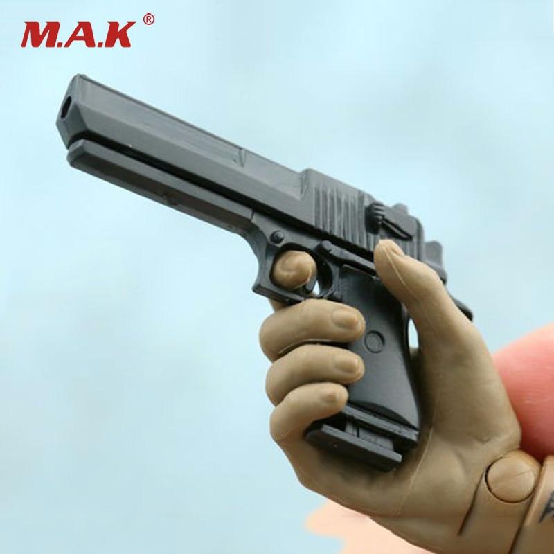1/6 4D Desert Eagle pistol model Gun Weapon Model For 12 inches Solider Action Figure shooting equipment gun pistol adapter for motion controller ps3 move