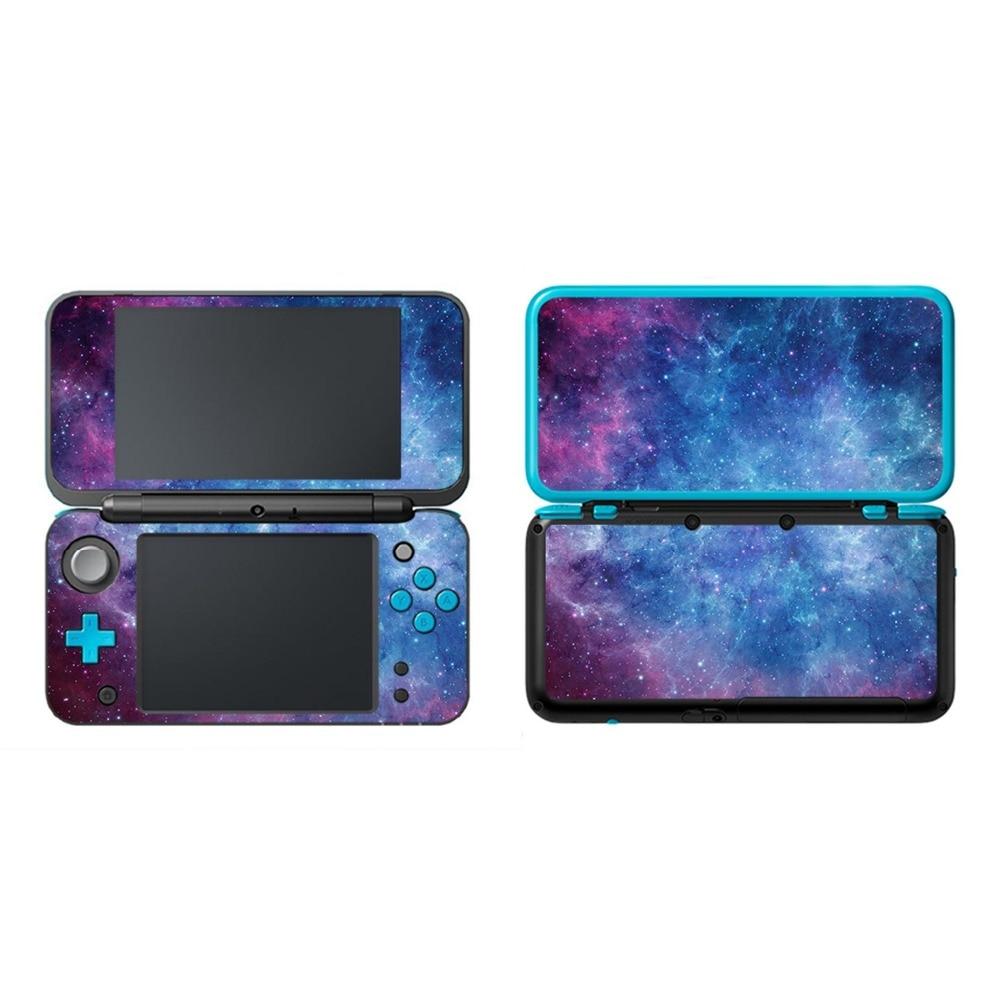 Accessori del gioco con 2DSLL0004 Copertura In Vinile Decalcomanie Della Pelle Sticker per Nintendo New 2DS XL/LL