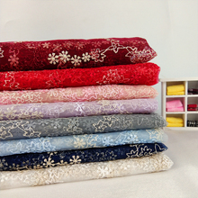 1 Yard vintage Embroidered Lace Fabric Tulle For Womens Dress Clothing Sewing Net French DIY Trim Material