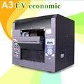 2016 Actualizado A3 UV Máquina Impresora Digital Textil Láser, directo a la Caja Del Teléfono 3D/Botellas/Caja Del Teléfono/de la Taza/Metal/Vidrio de Impresión