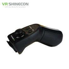 Shinecon vr android gamepad joystick selfie de música inalámbrica bluetooth 3.0 game pad controlador remoto universal para smartphone