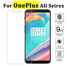 Protective Tempered Glass for Oneplus 3 5 6 7 Screen Protector for Oneplus 3T 5T 6T 7 Pro 9H HD Premium Protective Glass Film
