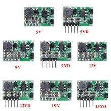 Положительный Отрицательный двойной выходной мощности DC повышающий преобразователь модуль с Pin или не 9 V-15 V(VD) MAR22 Прямая поставка