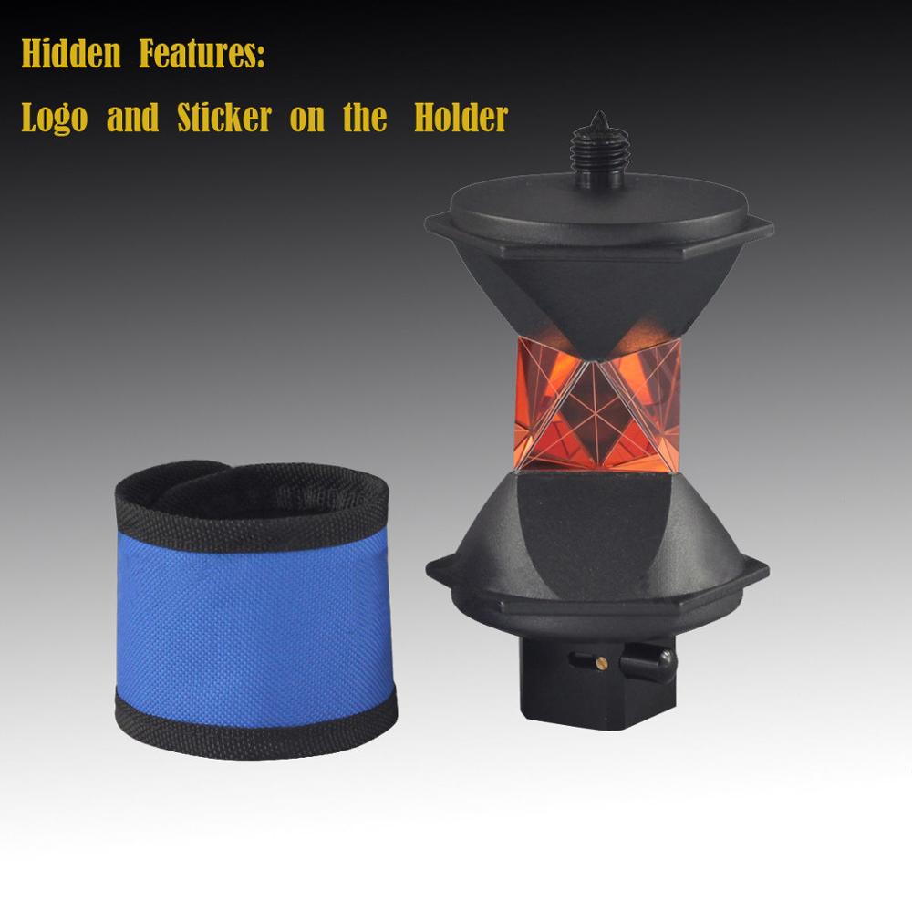 New Model 360 Degree Reflective Prism For Total Stations Replace GRZ122