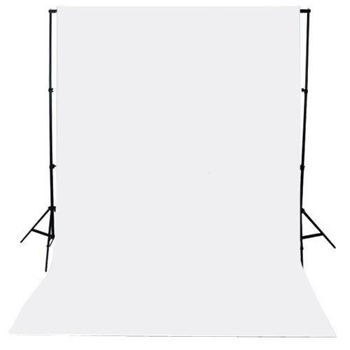 Prix pour 1.5 x 3 m 5x10ft Non - tissé de photos photographie Backdrop tissu blanc