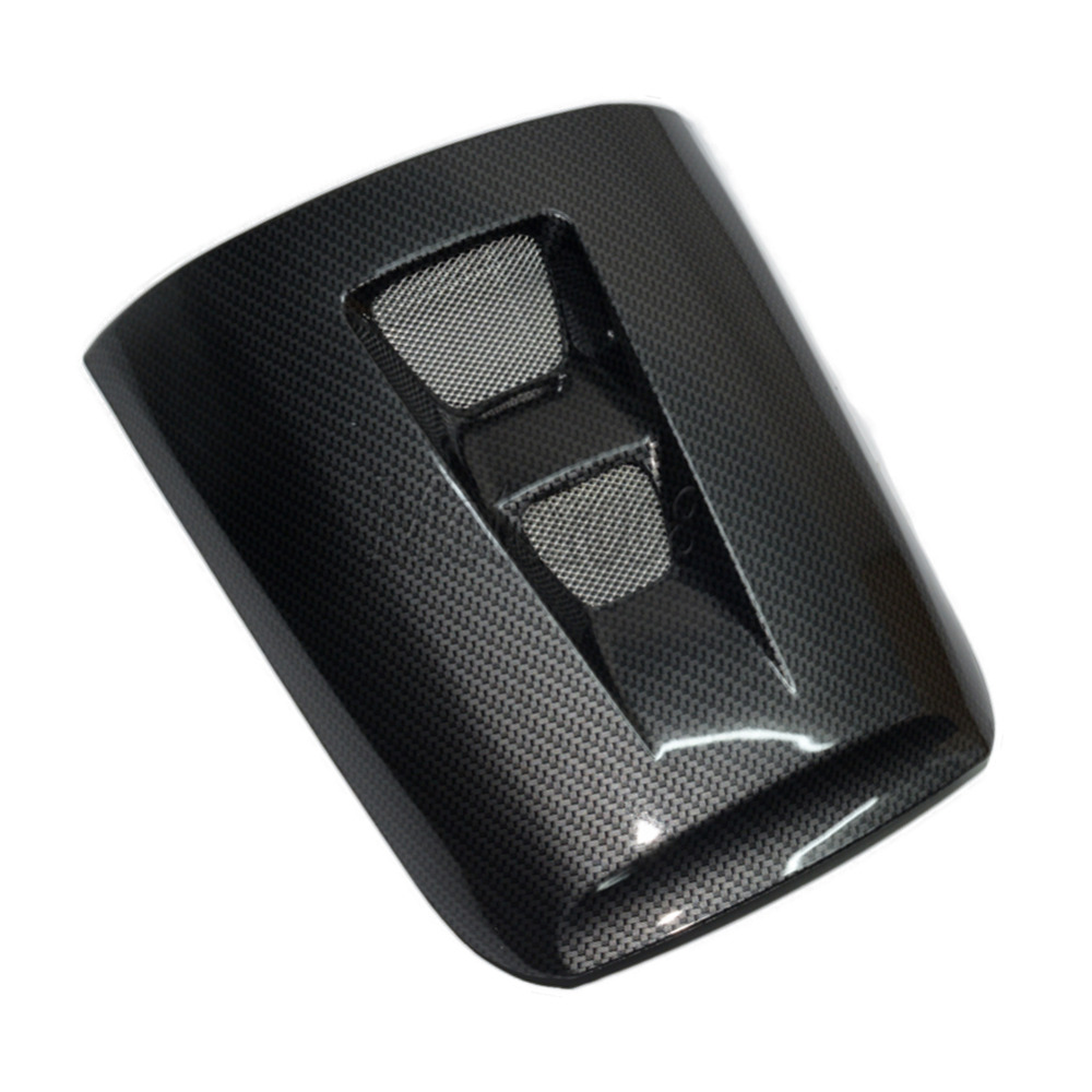 For 2004 2005 2006 2007 Honda CBR1000RR CBR 1000 RR Carbon Rear Pillion Seat Cowl Cover