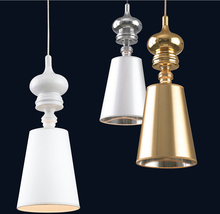 Современная жозефина столовая подвесные светильники E27 из светодиодов светильники для ресторанов дизайнер хайме отель айон Hanglamp освещение