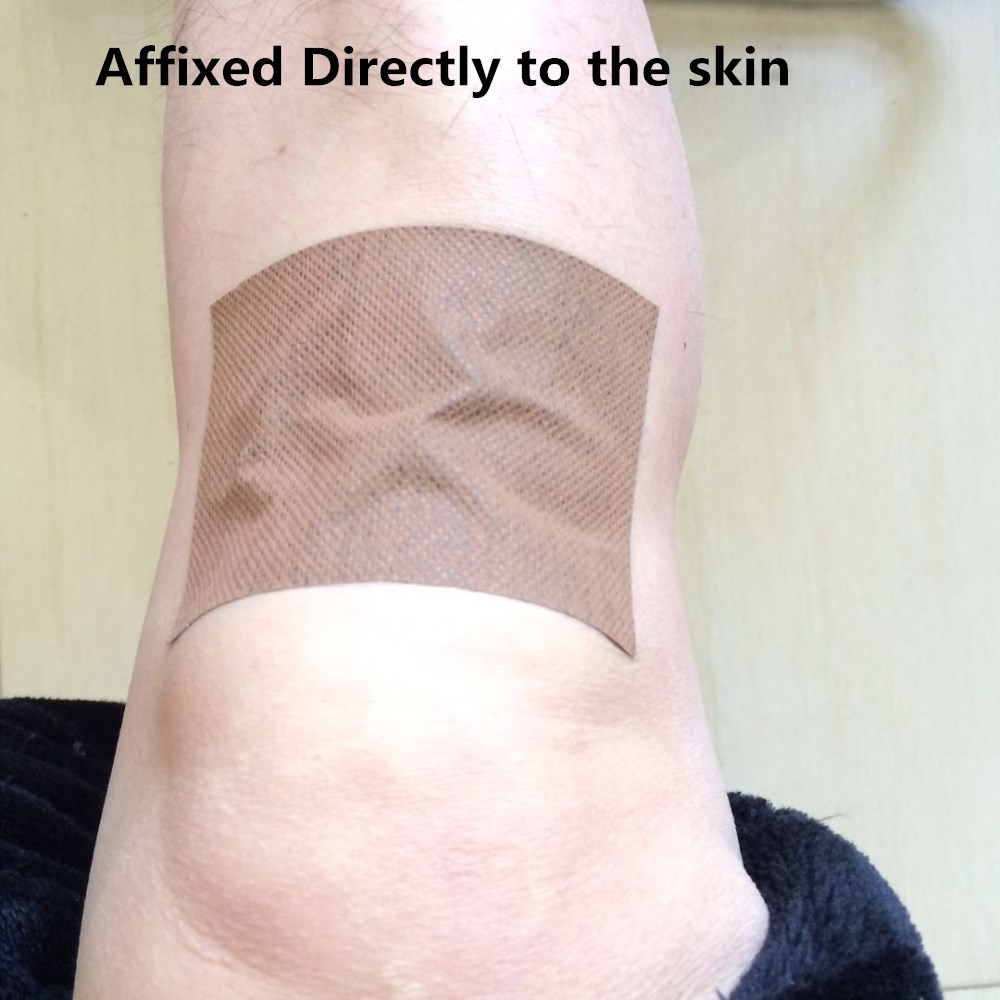 8PCS/bag Chinese Medical Plaster Foot Muscle Back Neck Pain Arthralgia Far-infrared Ganoderma lucidum Essential oil Plasters