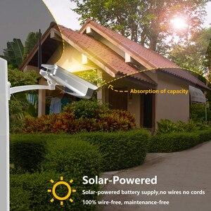 Image 3 - Cámara de videovigilancia con panel Solar, batería recargable 1080P, Full HD, seguridad interior, WiFi, cámara IP, vista panorámica