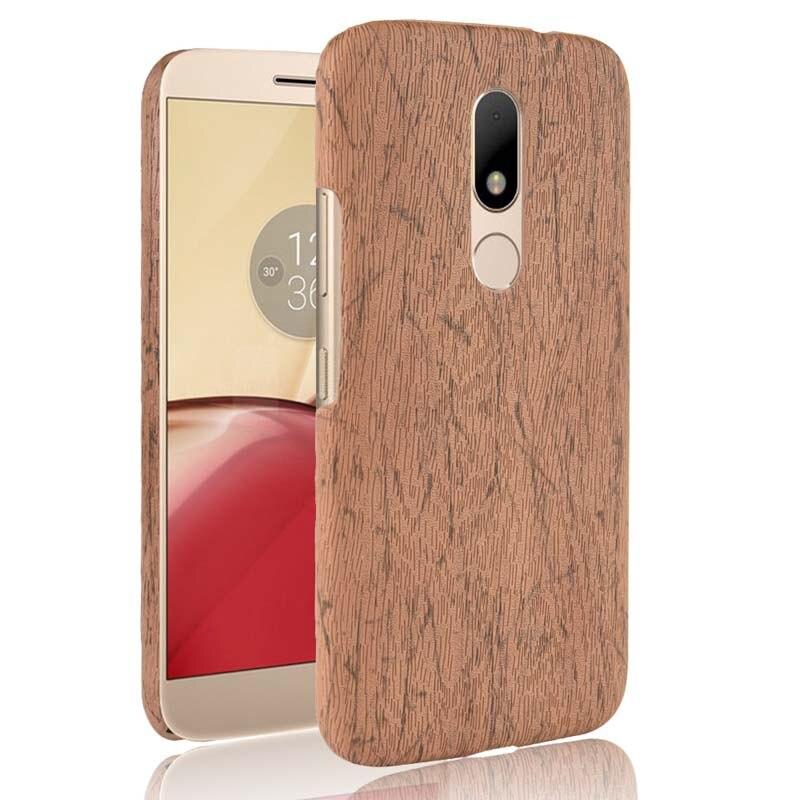 US $2 8 28% OFF|Luxury Case For Motorola Moto M XT1663 XT1662 Case Wood  Grain Back Phone Cover Case For Motorola Moto M Coque Moto M Funda Capa-in