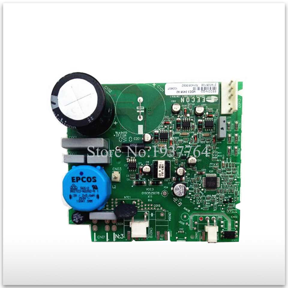 95% New For Haier Refrigerator Inverter Board  EECON-QD VCC3 2456 95 0193525078 Control Board Pc Board Used