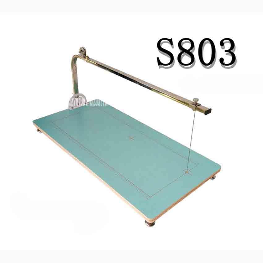 Здесь можно купить  Industrial foam cutting machine S803 desktop heating wire hot melt sponge pearl cotton KT plate Cutting width 0-270 mm/0-660 mm  Инструменты