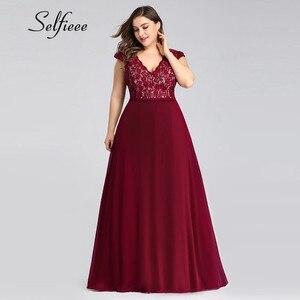 Image 1 - Plus Size Dresses For Women Summer Beach Dress Elegant A Line V Neck Sleeveless Long Boho Dress New Fashion Black Lace Dress