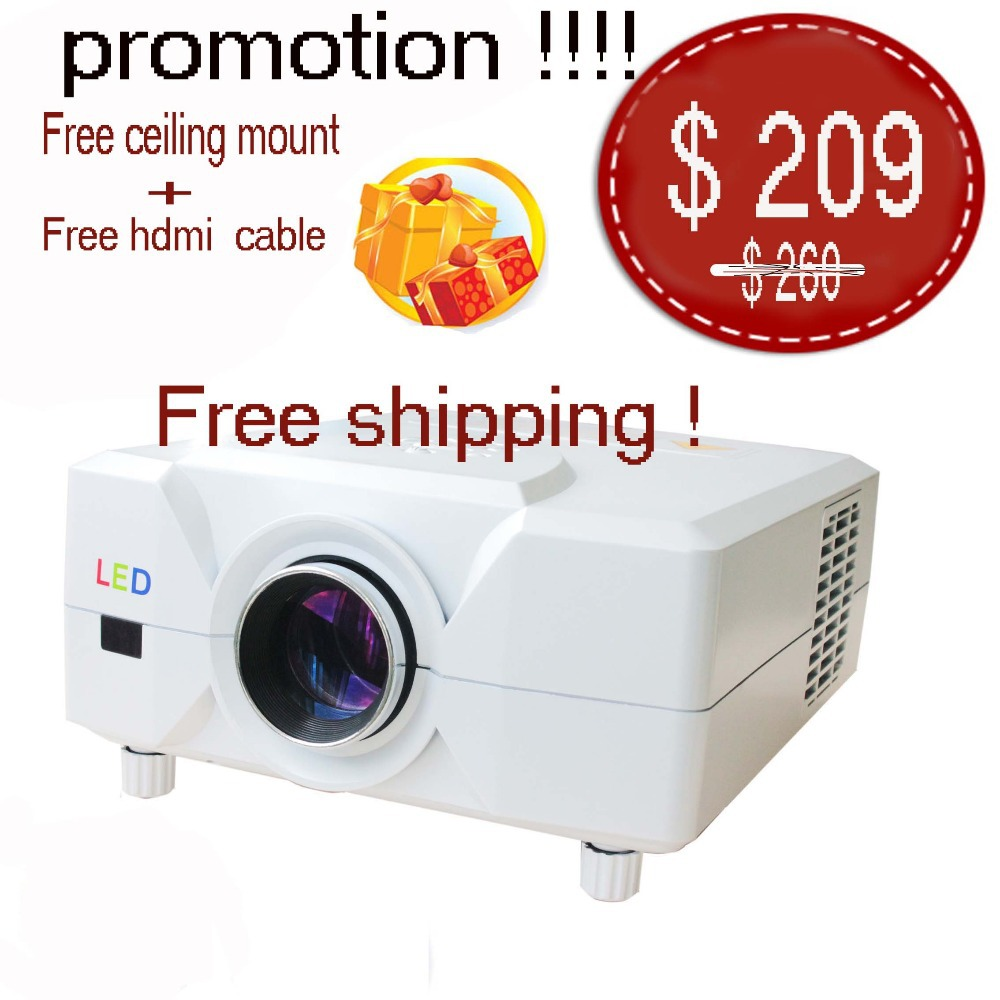 2013 newest led cinema projector hd 1080p with tv tuner. Black Bedroom Furniture Sets. Home Design Ideas