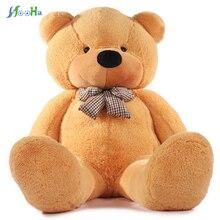 Push Toy Teddy Bear Lovely Cartoon Stuffed Teddy Bear Kids Birthday Gift 60 cm C