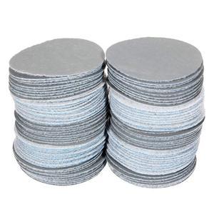 Image 4 - 100 stücke 3000 Grit Schleif Sand Discs Schleifen Polieren Pad Schleifpapier 50mm Schleifen Disc Polnischen Schleifpapier Disk Sand Blätter grit