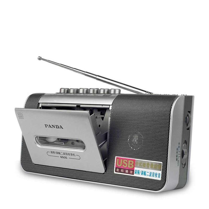 Initiative Panda 6505 Kassettenspieler Kassettenrekorder U Disk-player Band Recorder Mp3-player Niedriger Preis Unterhaltungselektronik Radio