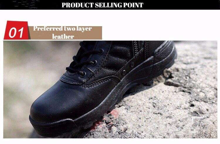 sapatos tênis para mulher non-slip wear esportes botas de combate