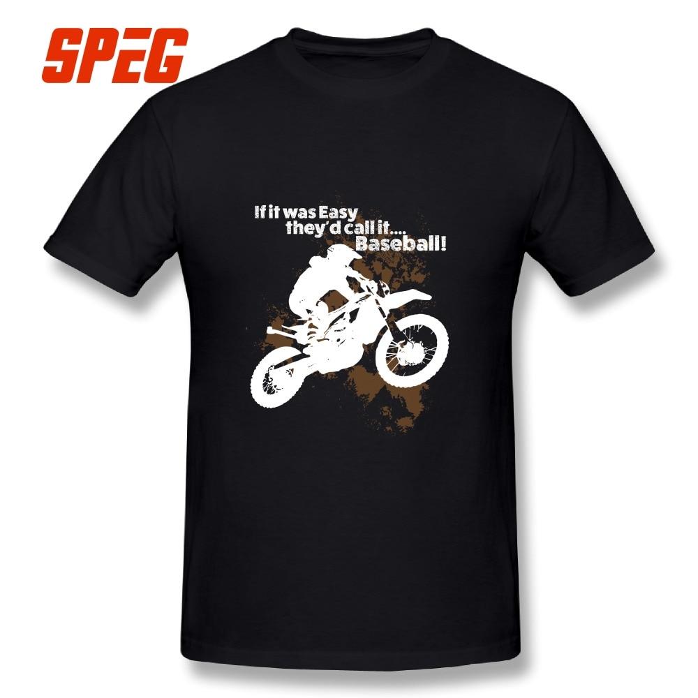 Design t shirt motocross - Motosport T Shirt Men Motocross Design Mountain Motorcycle Rider Short Sleeve Cottone Tshirt O Collar Casual