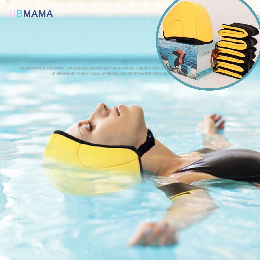 EVA Braccio Galleggiante 1 Cuffia da nuoto + 2 Anelli Braccio + 2 Leg Anelli Swim Learning Set Nuotata salvagente Bambini del vestito Adulto Nuoto Sicuro galleggiante