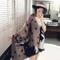 185*65c large size Women Winter Scarf Shawls and Scarves fashion Christmas deer women's Pashmina scarf wrap Poncho shawl