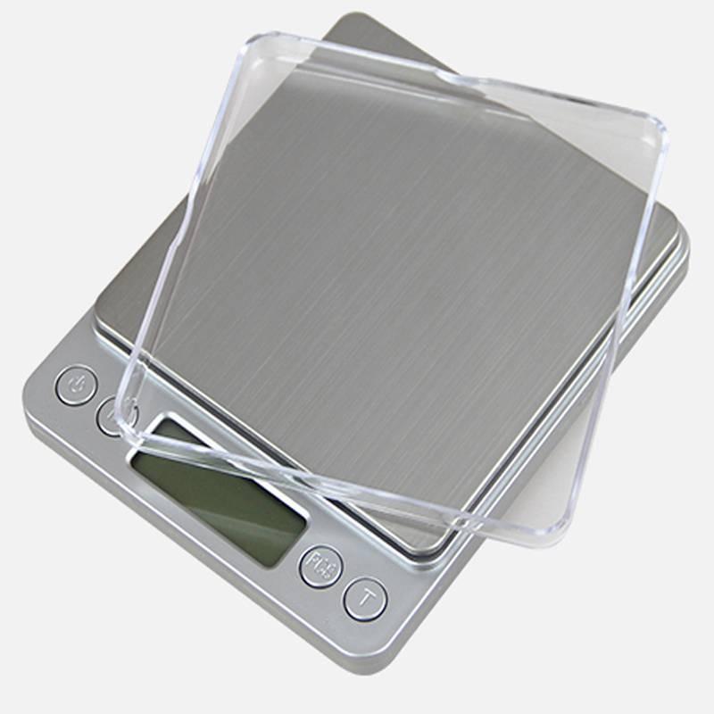 500g * 0.01g Escala digital de precisión de bolsillo Gram Plataforma - Instrumentos de medición - foto 6