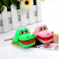Cartoon Bite the Hand Crocodile Innovative Tricky Toys Family Games Children's Toys Birthday Party Favors Gift