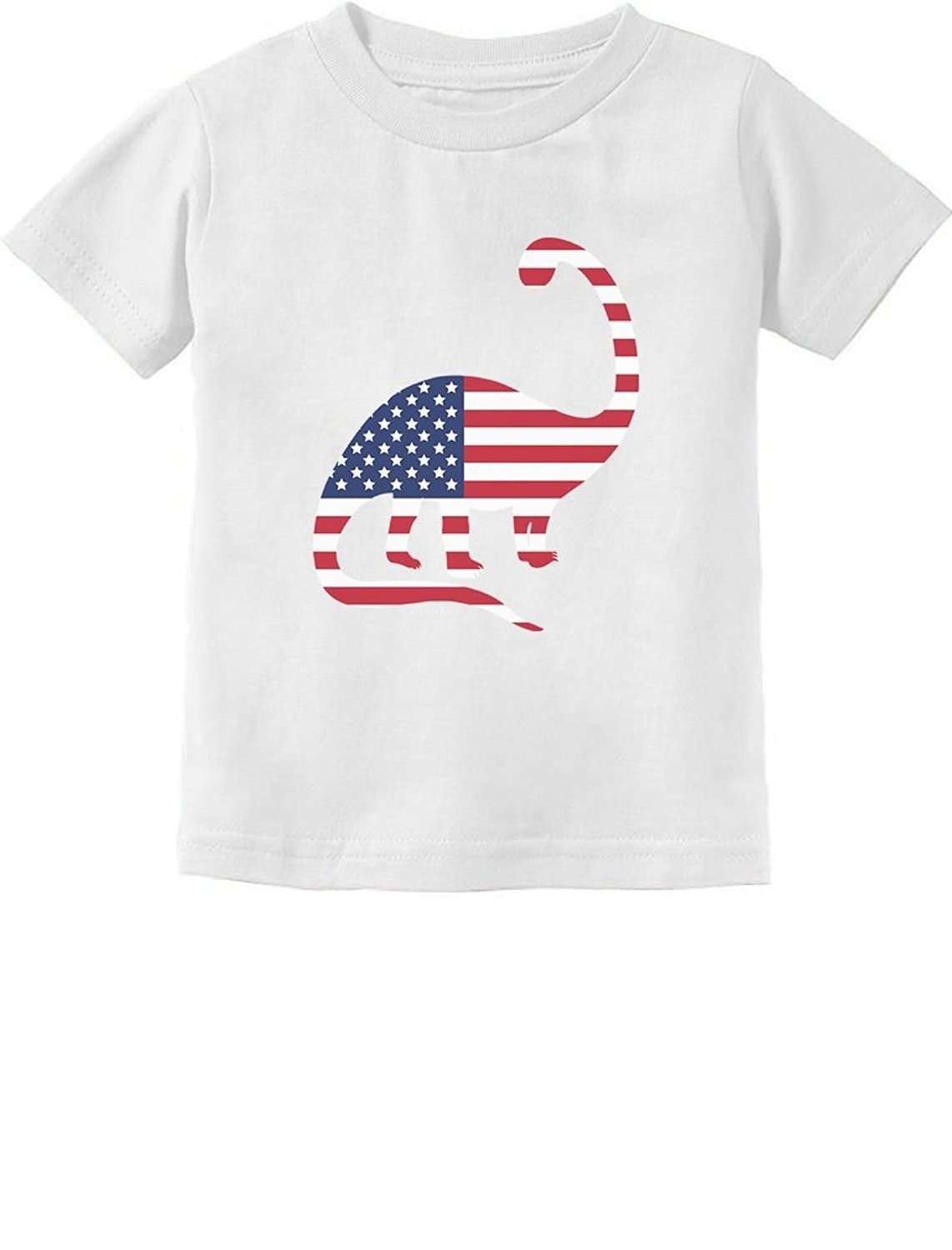 USA Dinosaur American Flag 4th of July Gift Toddler Infant T Shirt O Neck Short Sleeves Boy Cotton Men New Fashion Men 39 S in T Shirts from Men 39 s Clothing