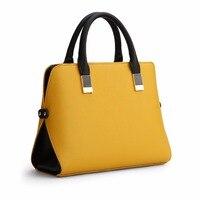 EYUYRYO Famous Brands Leather Bag Luxury Handbags Women Bags Designer Tote Shoulder Bags Female Fashion Women