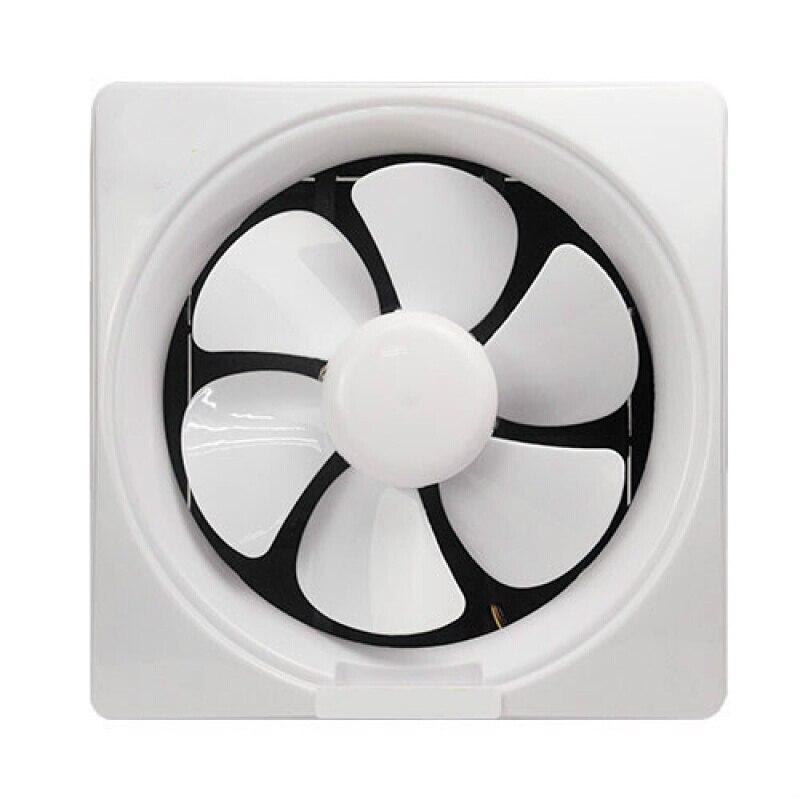 10 pouces cuisine salle de bains fort ventilateur d'échappement ventilateur ventilateur de fumée économie d'énergie faible bruit vent fort
