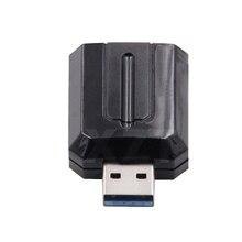 W 1 sztuk USB 3.0 do ESATA zewnętrzny dla 2.5/3.5 cal dysk twardy HDD dla Win 2000/XP/VISTA/WIN7/MAC OS 9.2 SATA 5 gb/s konwerter nowy