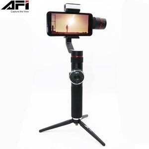 Image 5 - אפי V5 מייצב עבור טלפון Gimbal Selfie מקלות 3 ציר חכם כף מייצב נייד טלפון עבור Iphone X 8 7 סמסונג