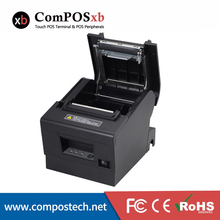Factory Price 80mm thermal pos receipt printer with auto cutter, 3 inch restaurant printer