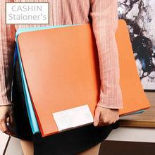 20/30/40/60 ポケット冊子 A3 フォルダ PVC バッグ透明ドキュメント文書のための A3 紙ファイルのオーガナイザー