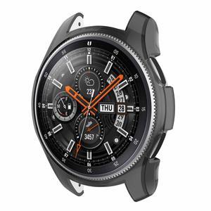 Image 4 - 6 kolorów obudowa pc dla Samsung Gear S3 Frontier koperta zegarka osłona ekranu dla Galaxy Watch 46MM Sport Watch