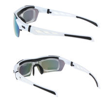 EOC Professional Polarized Cycling Glasses Bike Goggles Outdoor Sports Sunglasses Driving Fishing Eyewear UV 400 With 5 Lens