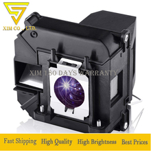 цена на Projector Lamp Bulb ELPLP60/V13H010L60 for Epson PowerLite 420 425W 905 92 93 95 96W 1835 430 435W 915W D6150 V13H010L61/ELPLP61