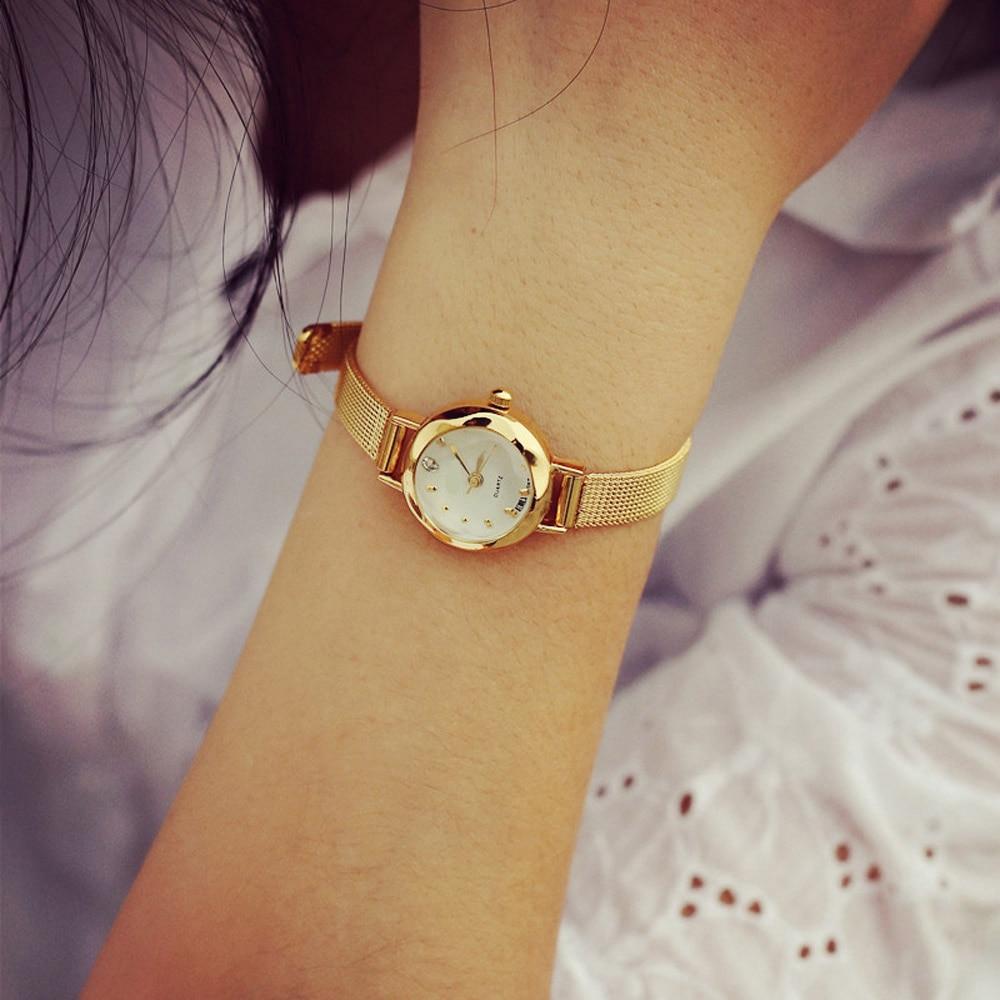 2018 Classic Mesh Women's Fashion Ladies Watch Made in Switzerland Swiss Watch Swiss Made 010 swiss kubik шкатулка для часов swiss kubik sk01 stb 010